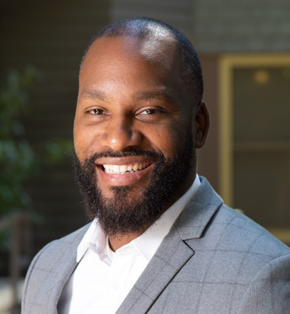 Headshot of Andre Wycoff, SVP Mortgage Operations